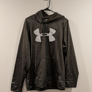 Men's under armour hoodie.  Large.